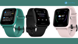 Amazfit Bip U Pro Smartwatch with Built-In Amazon Alexa , Spo2 Monitor launched in India for Rs 4,999