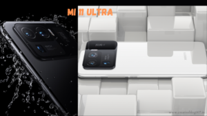 Xiaomi Mi 11 Ultra Flagship Phone ready to launch In India on April 23