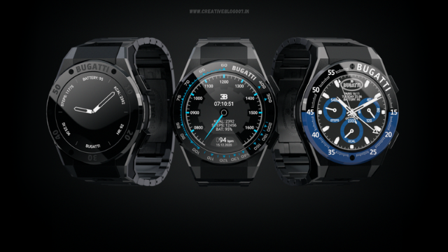 Bugatti launches three new smartwatches know price specifications and features