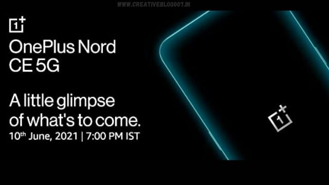 Oneplus Nord CE 5G tipped to come with an Snapdragon 750G SoC and more