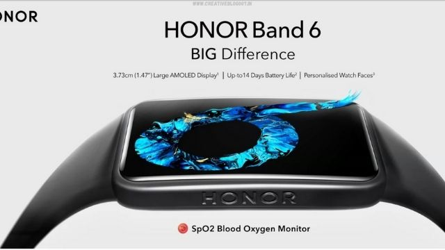 Honor Band 6 coming soon in India gets listed on Flipkart ahead of launch
