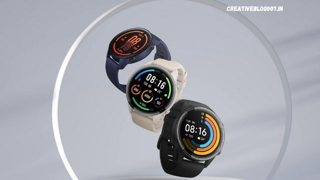 Mi Watch Revolve Active smartwatch with 14-day battery life Launched in India