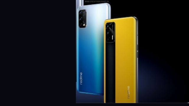 Realme GT 5G listed on official Realme India website India launch soon